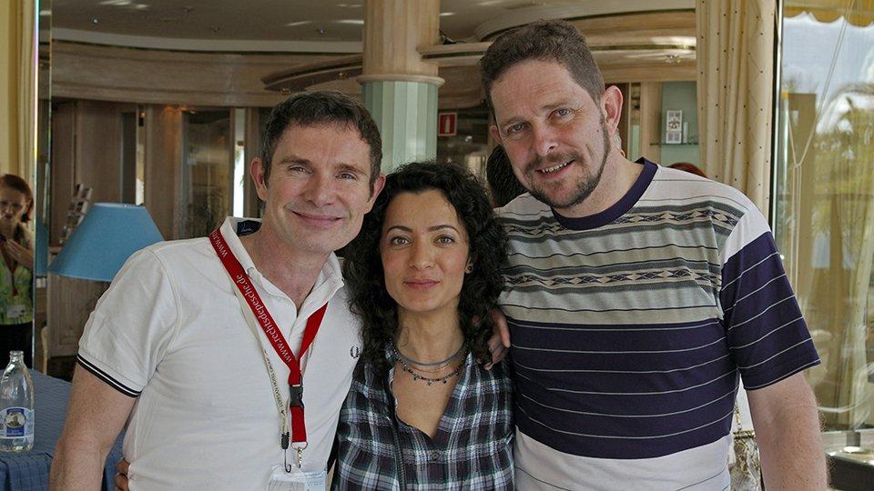 Volker Großkopf, Zeynep Babadagi-Hardt, Stefan Glau